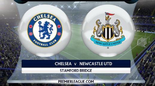 Susunan Pemain Chelsea vs Newcastle United