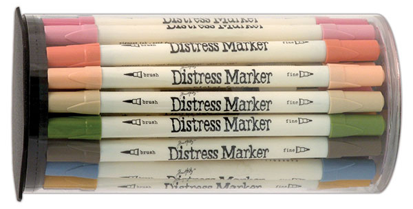 Distress Ink Watercolour Marker for sale at Art by Jenny online shop