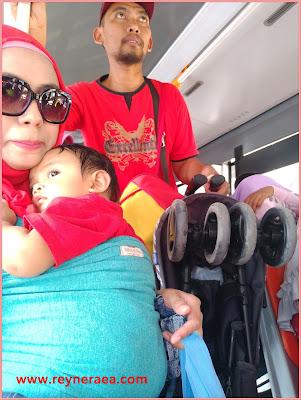 naik suroboyo bus