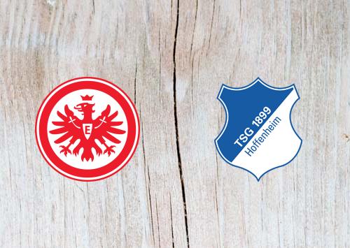 Eintracht Frankfurt vs Hoffenheim - Highlights 2 March 2019