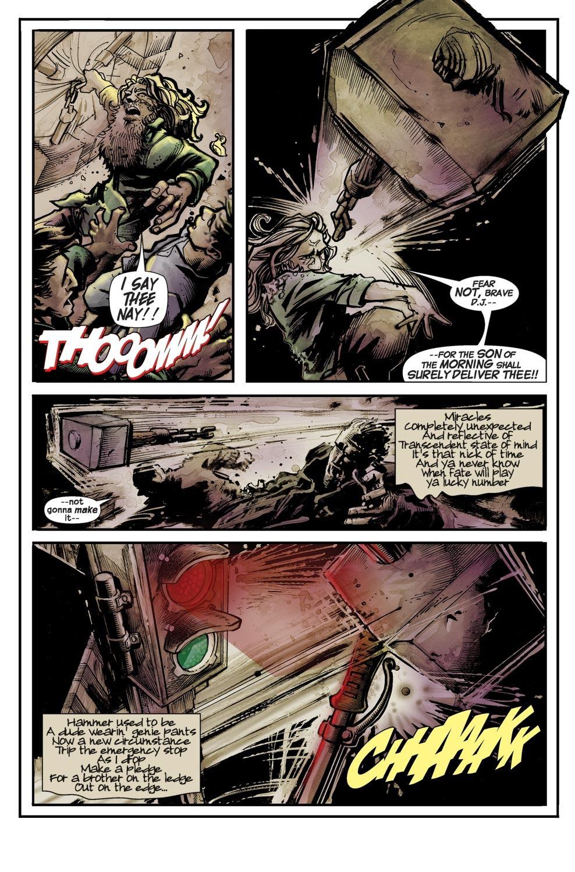 Thor (1998) Issue #59 #60 - English 18