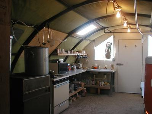 United States Navy Quonset Huts Morphology