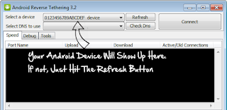 Android Reverse Tethering Tool Latest Version download