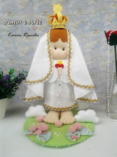 Nossa Senhora de Fátima e o Imaculado Coração de Maria