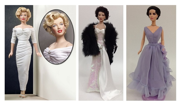 The Lady Eve's Reel Life: OOAK Dolls: So Real They're Unreal