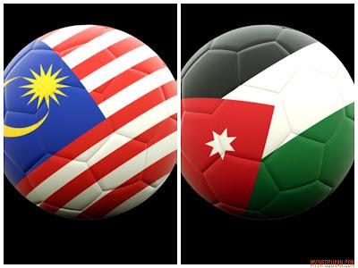 Live Streaming Malaysia vs Jordan Kejohanan Asia B-23 AFC 13/1/2018