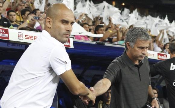 La Premier se frota las manos con Mourinho y Guardiola