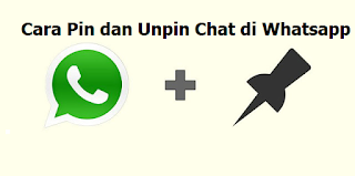 Cara Pin dan Unpin Chat di Whatsapp untuk Menanggalkan dan Membungkam Obrolan WhatsApp