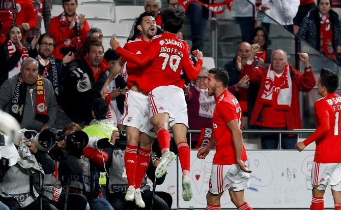 Blog Benfica A festa do golo