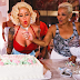 Photos from Amber Rose' private birthday pool party (Photos)