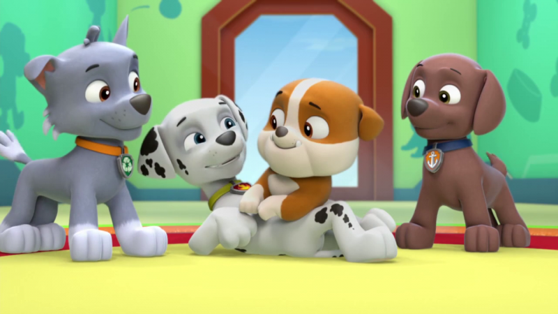 Những Chú Chó Cứu Hộ 2