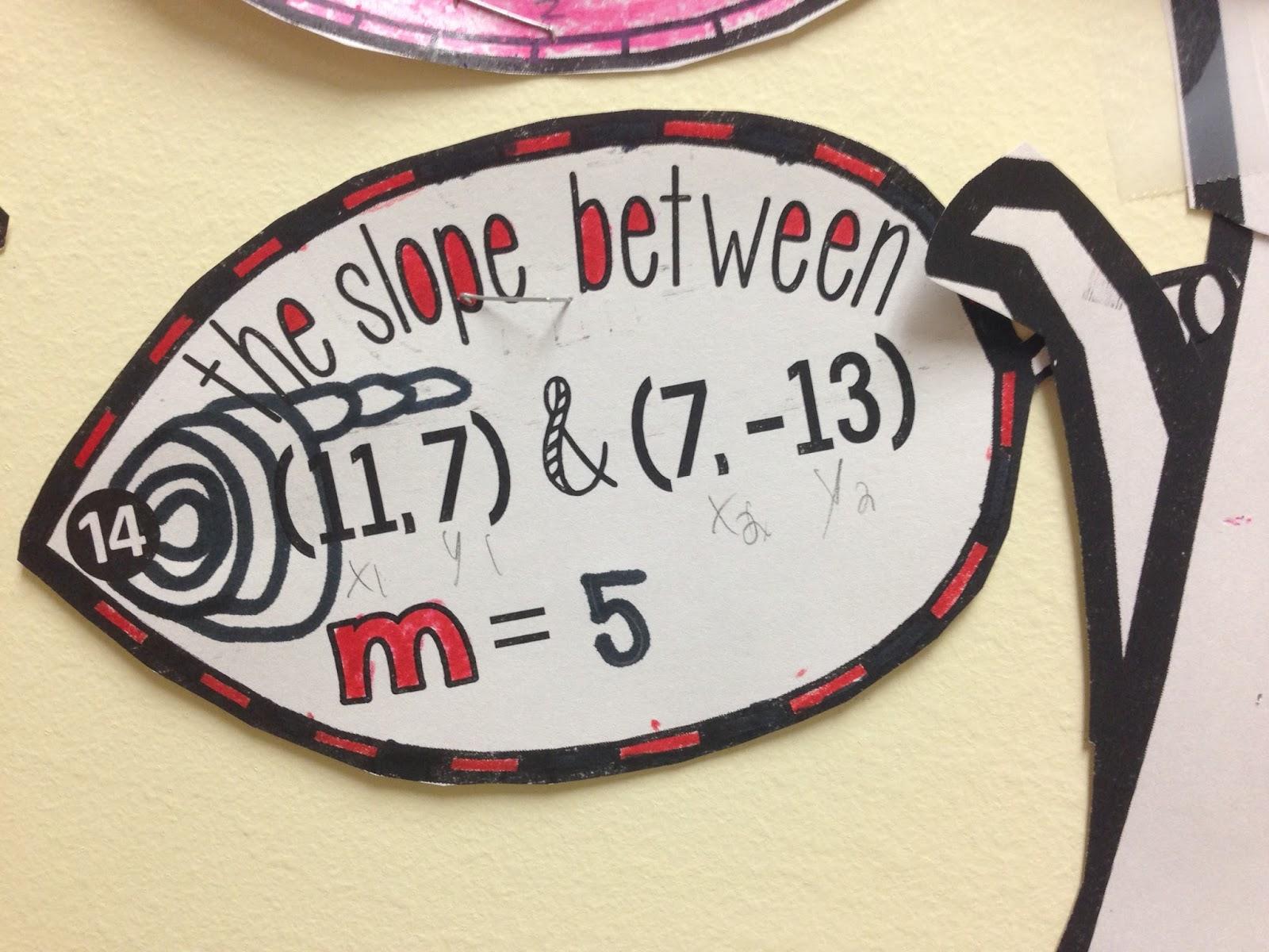 Math Dyal: Math-y Door Decor