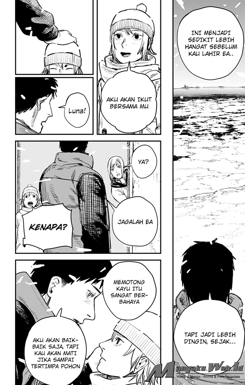 Fire Punch Chapter 63-2