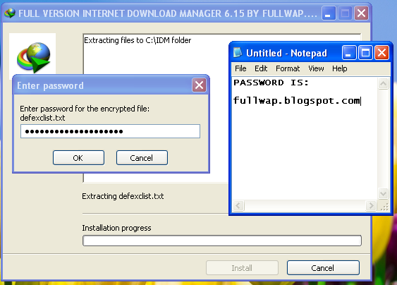 Muradwap: How To Install Internet Download Manager 6.15