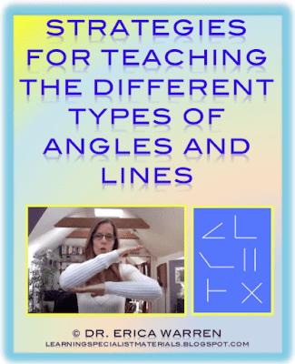 teaching angles strategies