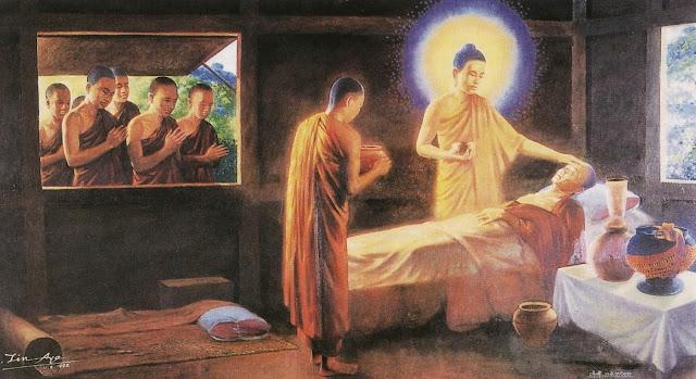 Đạo Phật Nguyên Thủy - Kinh Tương Ưng Bộ - Vô ngã tưởng