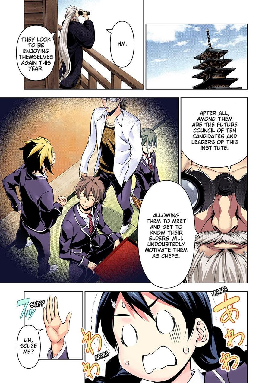 Shokugeki no Soma - Chapter 138