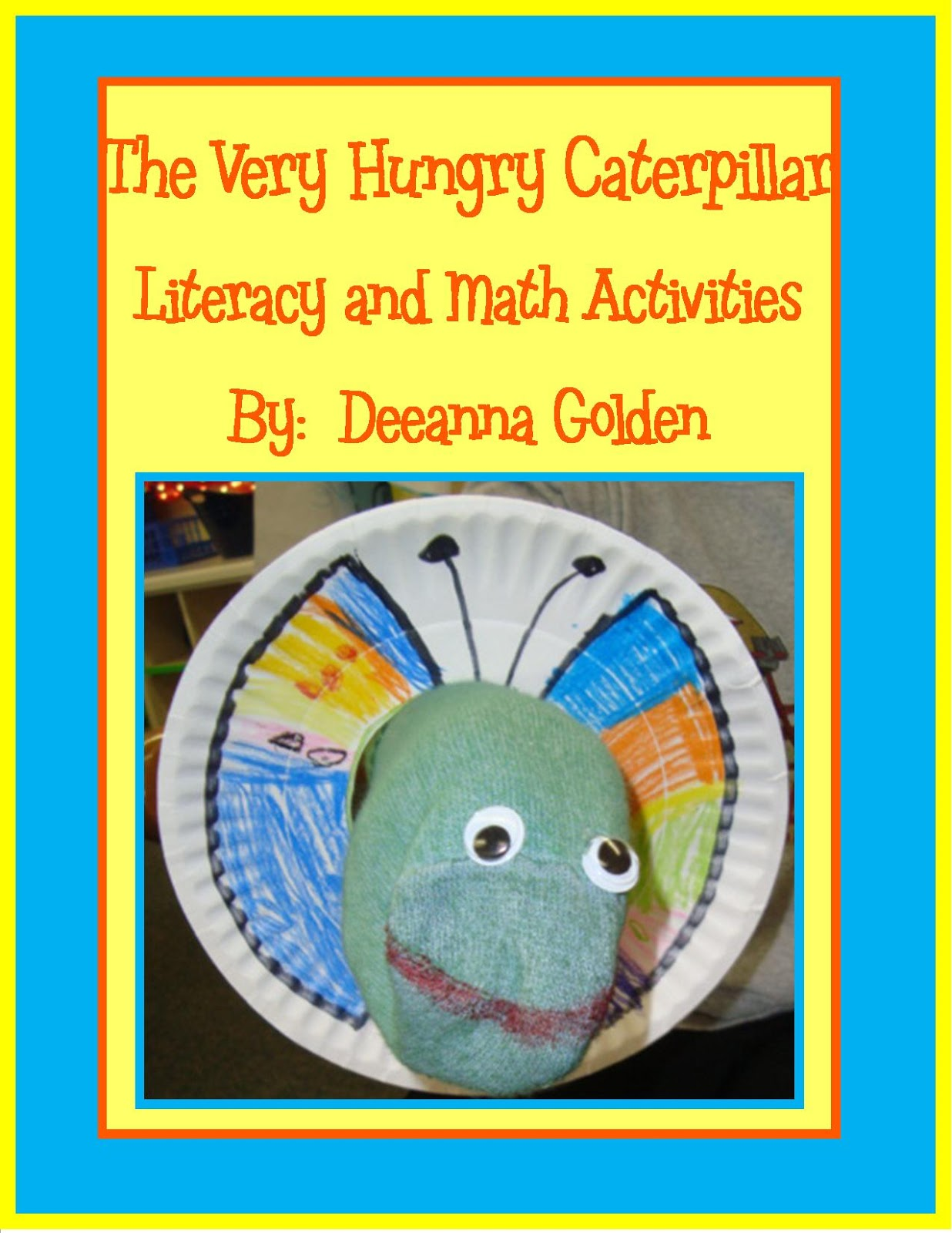 Golden Gang Kindergarten The Very Hungry Caterpillar Update