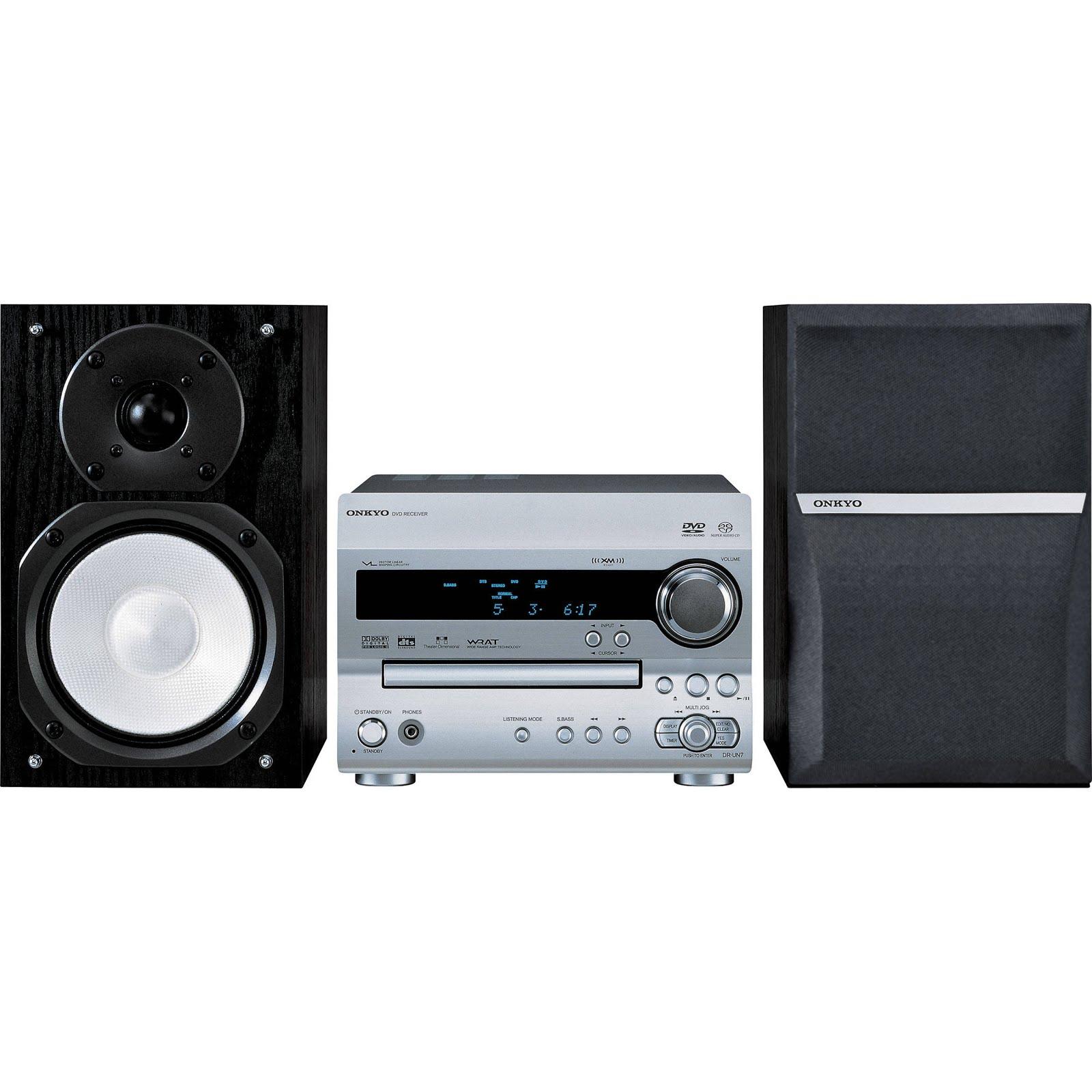Hifi Stereo Systems Technics Sc Hd505 Mini Stereo System