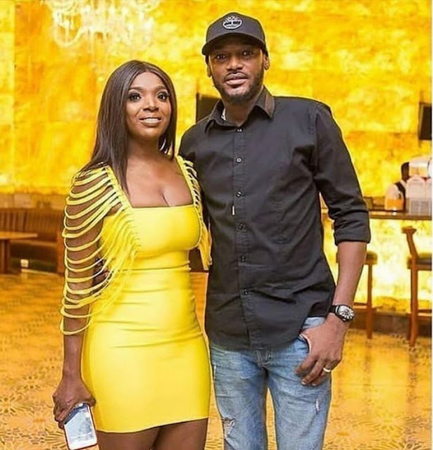 Nollywood actress, Annie Idibia appreciates her husband, Innocent Idibia for being her sunshine and support system.