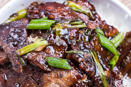 Super Delicious Mongolian Beef (PF Chang's copycat)