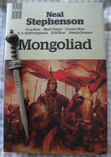 Portada del libro Mongoliad, de varios autores