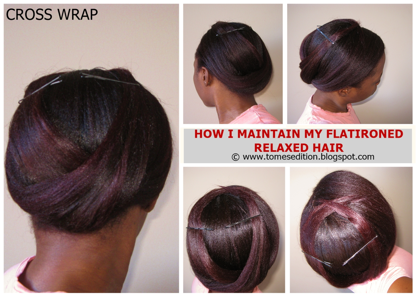 How to Wrap Hair How to Wrap Hair new pictures
