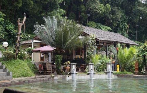 Gracia Spa hotel dekat wisata ciater