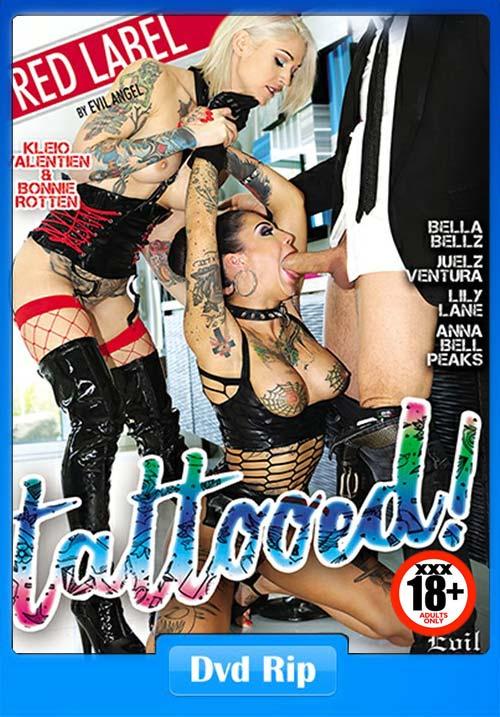 [18+] Tattooed XXX Movie DVDRip x264 Poster