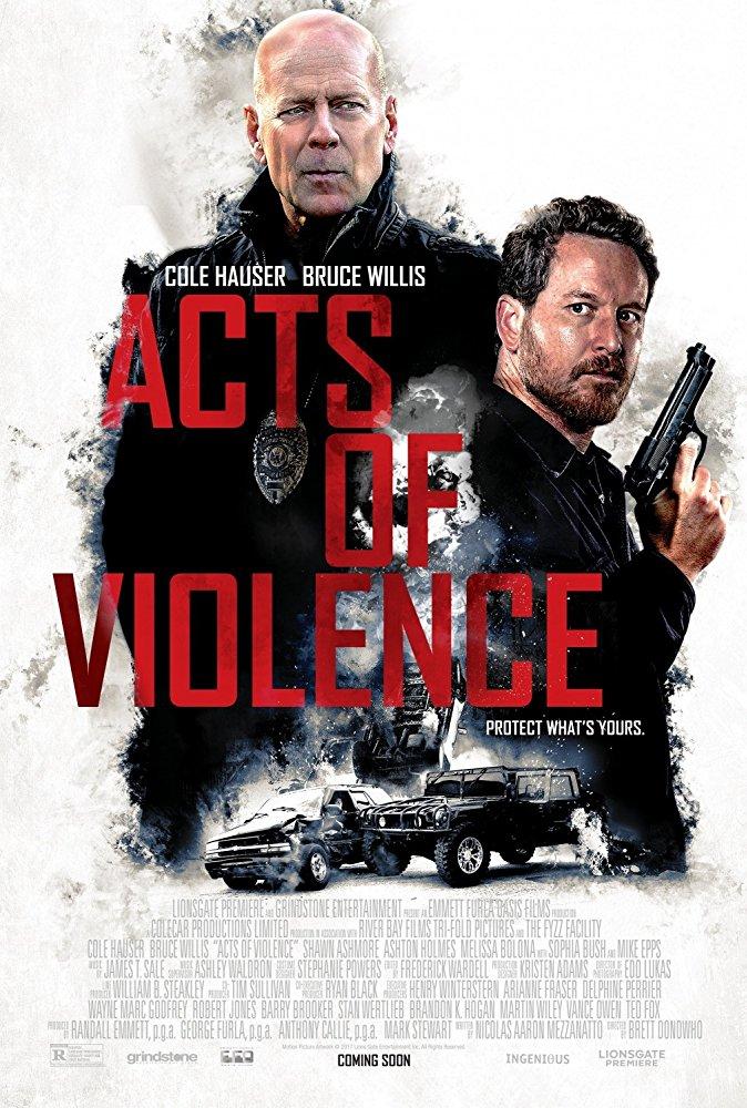 Acts of Violence 2018 Legendado
