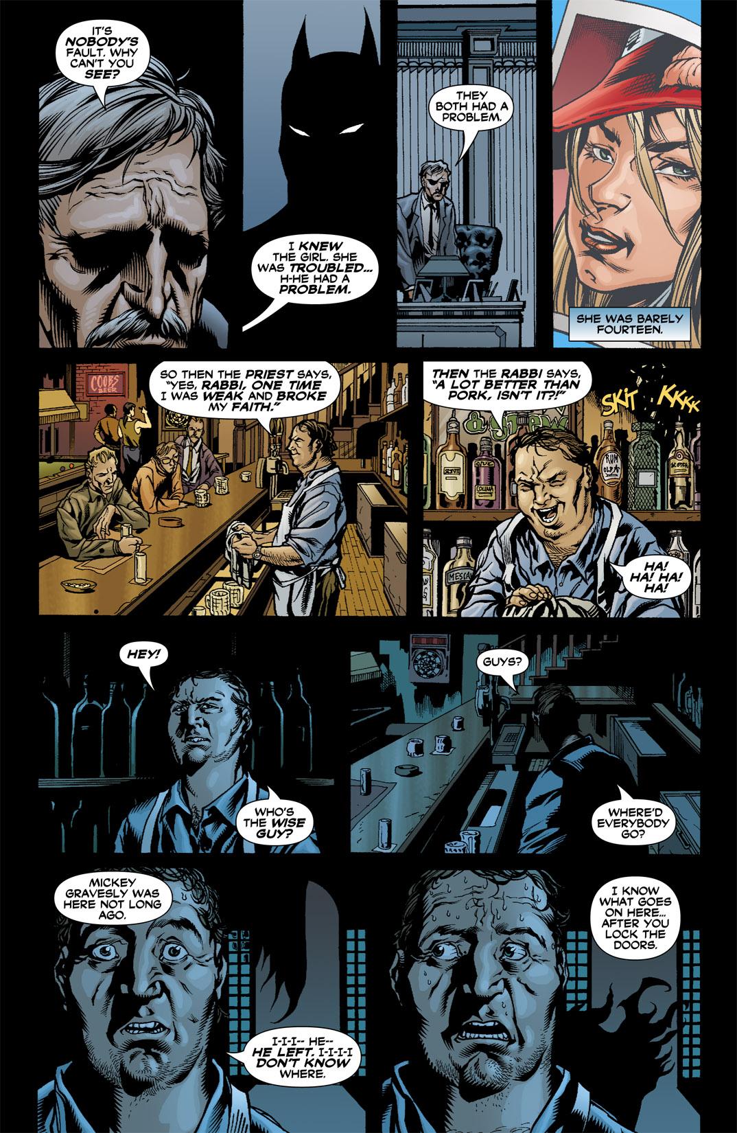 Detective Comics (1937) 801 Page 14