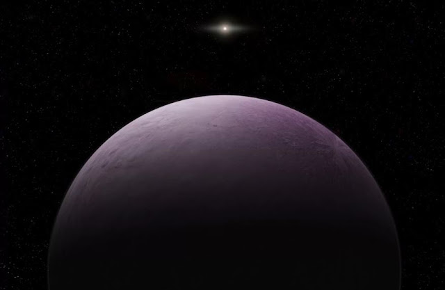 novo planeta anão Farout - objeto mais distante já observado