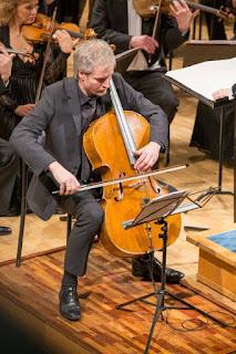 Cellist Leho Karin