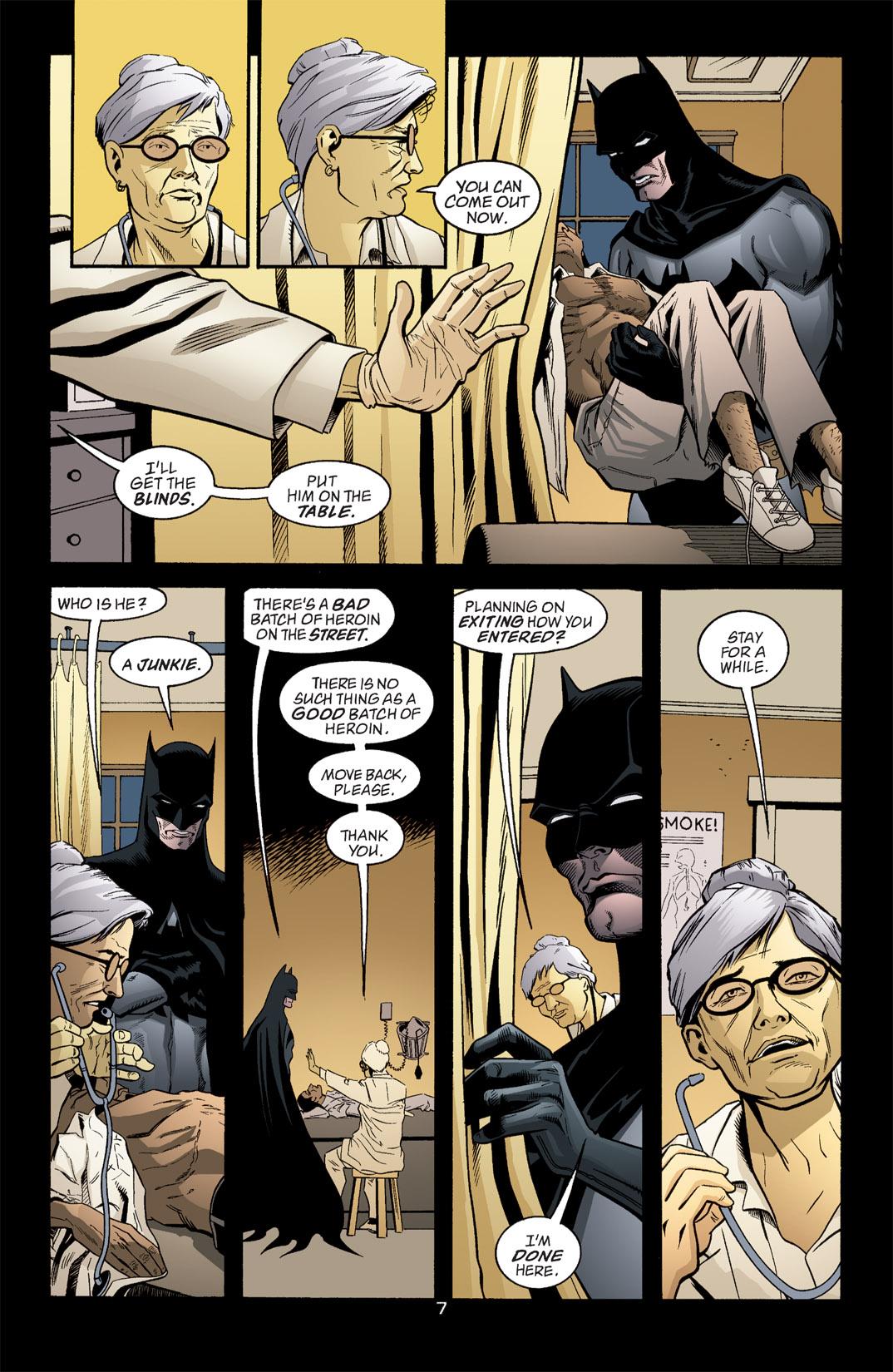 Detective Comics (1937) 768 Page 7