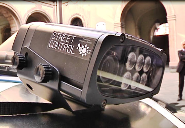 """La Polstrada si dota dello """"Street Control"""" per la sicurezza autostradale"""