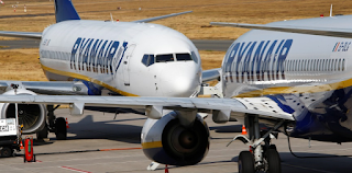 Χάος στην Ευρώπη από την απεργία της Ryanair! Εκατοντάδες ακυρώσεις πτήσεων