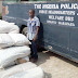 NDLEA Arrests Police Inspector Trafficking Sacks Of Marijuana With Staff Bus. Pictured