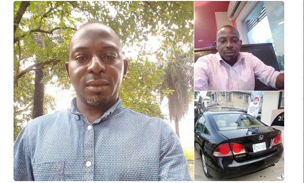 Man borrows car to friend, friend sells car and goes into hiding