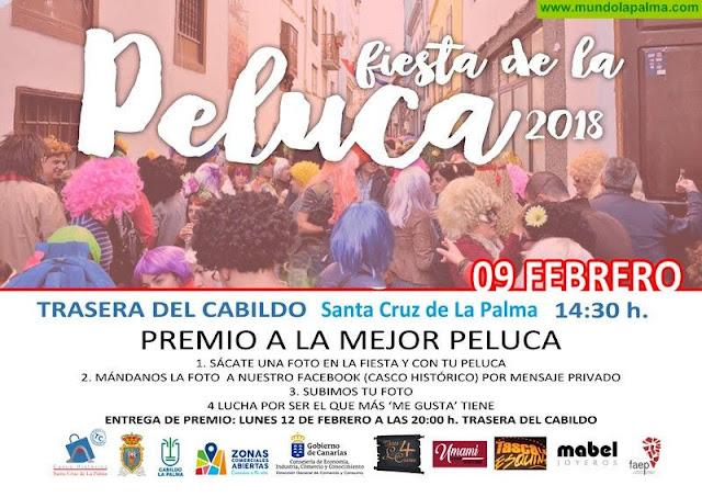 Este viernes el Casco Histórico premiará la mejor peluca