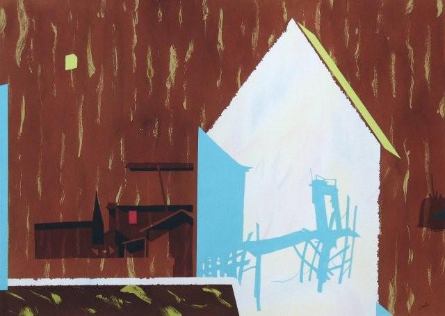 Канадский художник. Barry Coombs 11
