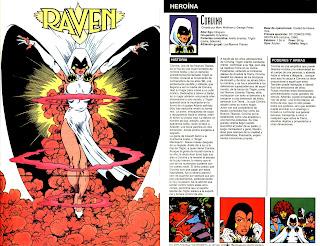 Raven (ficha dc comics)