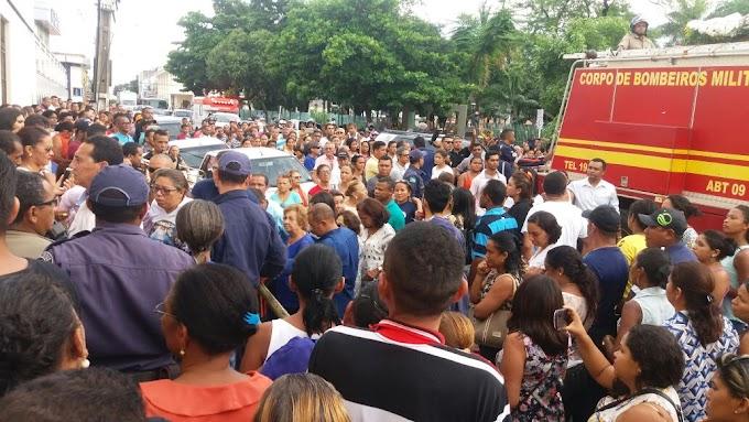 LUTO: Milhares de pessoas se despedem do vereador Evilásio do PAM