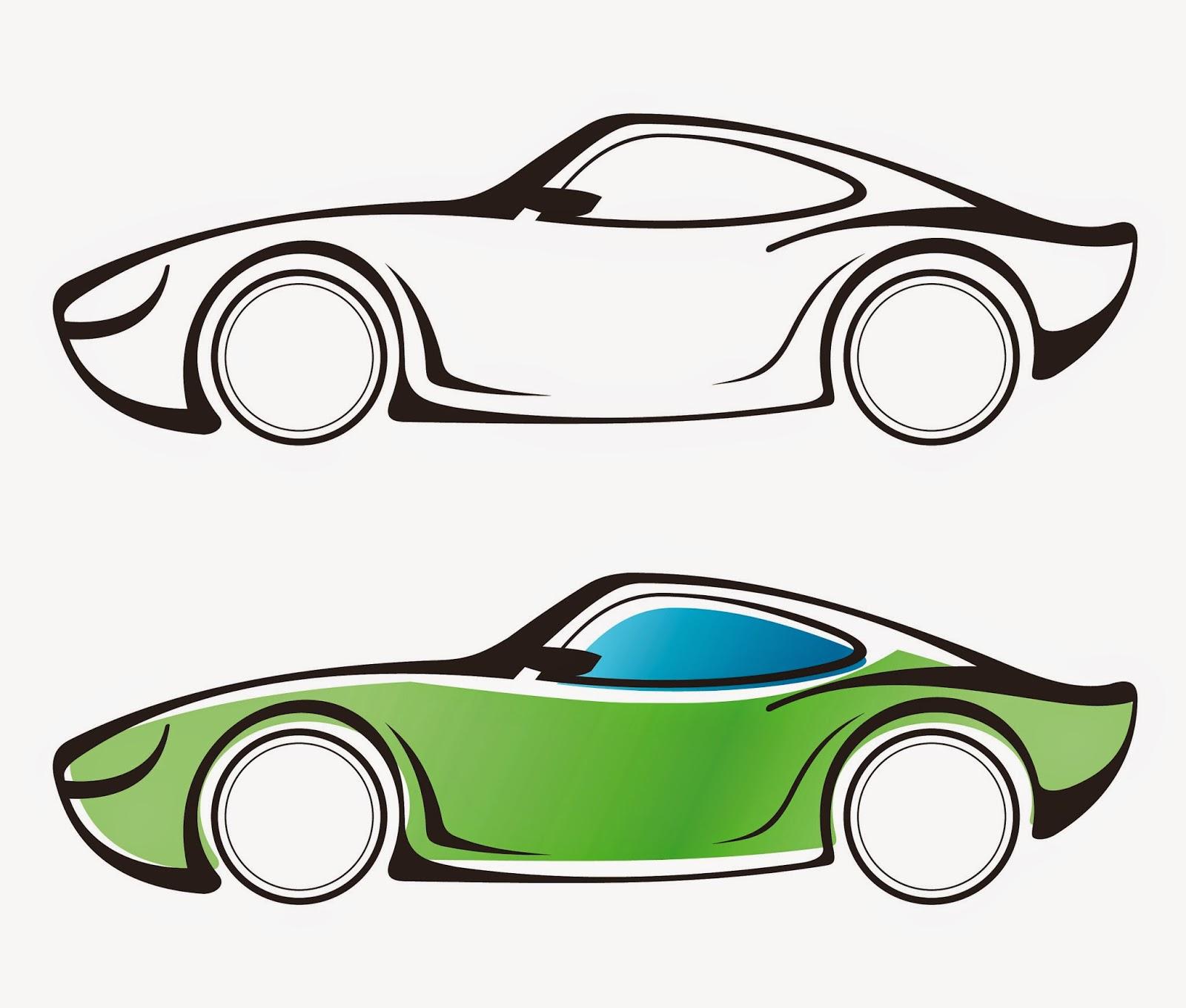 Car Vector Center Best Cars Dealers Center