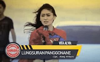 Lirik Lagu Lungsuran Panggonane - Vita Alvia