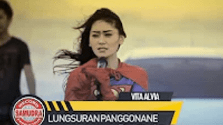 Lirik Lagu Lungsuran Panggonane (Dan Artinya) - Vita Alvia