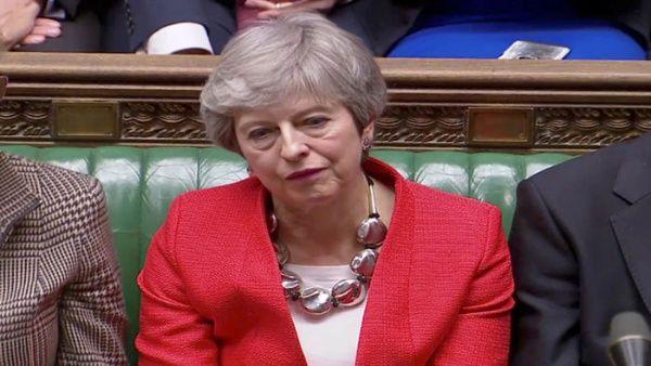 Parlamento británico rechaza nuevamente el acuerdo del brexit