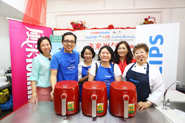 Philips Malaysia : Indulge in Chinese New Year Cooking Workshop