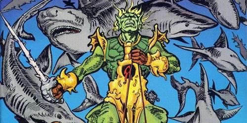 musuh aquaman dc comics