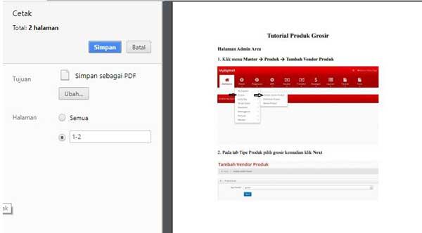memisahkan pdf dengan google chrome