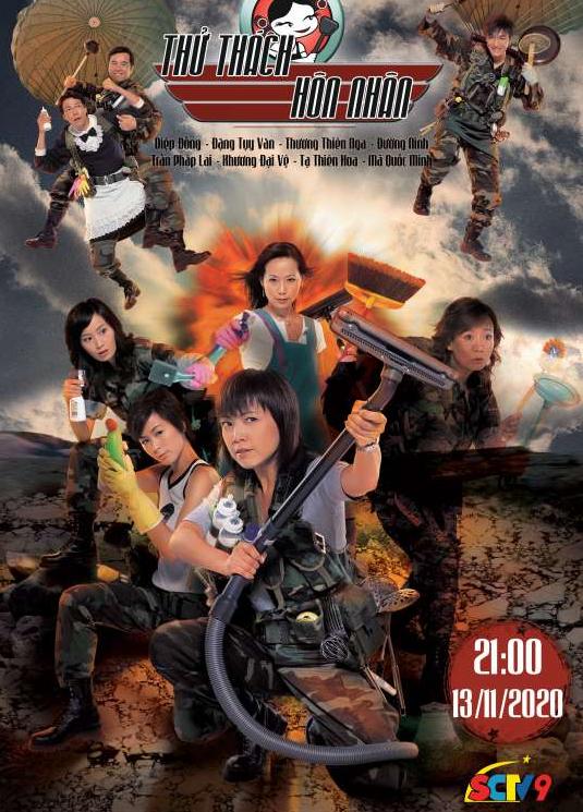 Thử Thách Hôn Nhân - Kênh SCTV9 (2020)